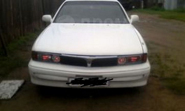 Mitsubishi Diamante, 1992 год, 60 000 руб.