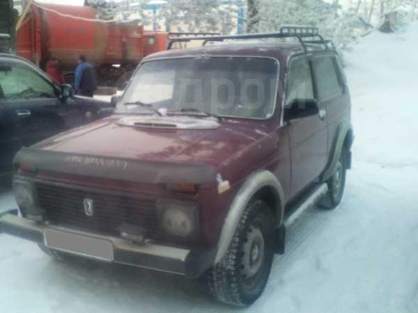 Лада 4x4 2121 Нива, 2002 год, 125 000 руб.