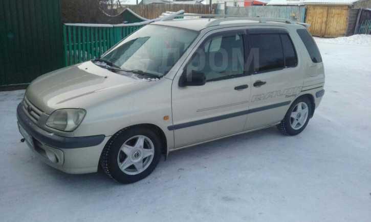 Toyota Raum, 1999 год, 210 000 руб.