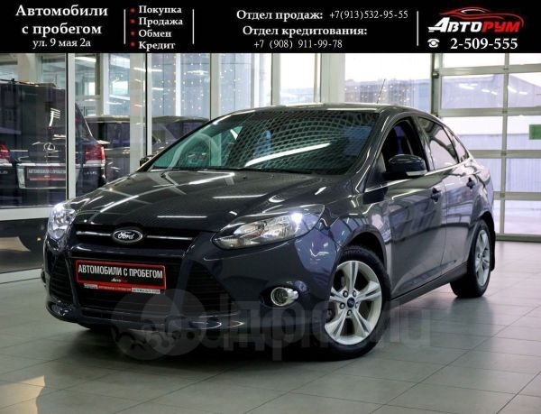 Ford Focus, 2012 год, 577 000 руб.
