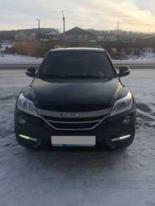 Красноярск X60 2017