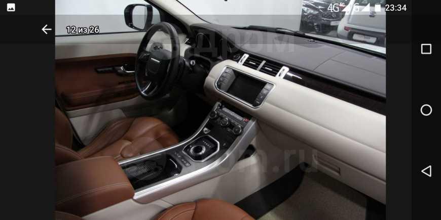 Land Rover Range Rover Evoque, 2013 год, 1 570 000 руб.