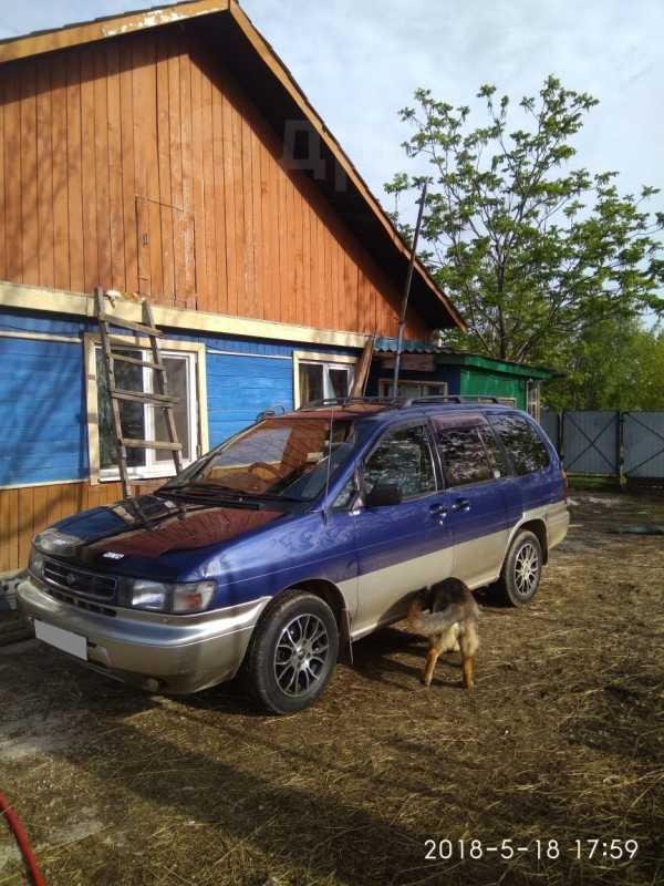 Nissan Prairie Joy, 1996 год, 80 000 руб.