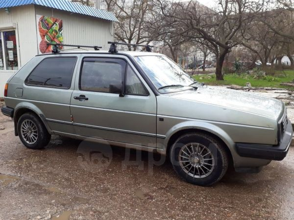 Volkswagen Golf, 1986 год, 110 000 руб.