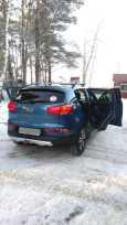 Kia Sportage, 2014 год, 1 100 000 руб.