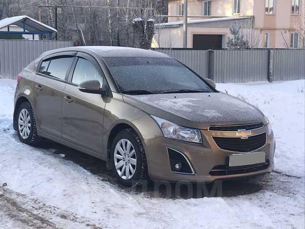 Chevrolet Cruze, 2014 год, 570 000 руб.