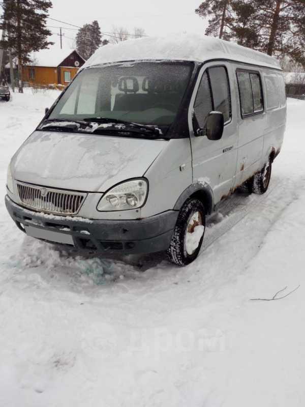 ГАЗ 2217, 2003 год, 120 000 руб.