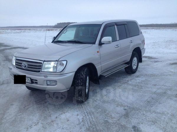 Toyota Land Cruiser, 2003 год, 1 300 000 руб.