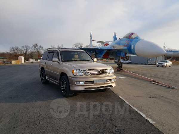Lexus LX470, 2002 год, 849 000 руб.