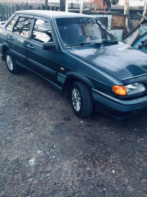 Лада 2115 Самара, 2001 год, 140 000 руб.