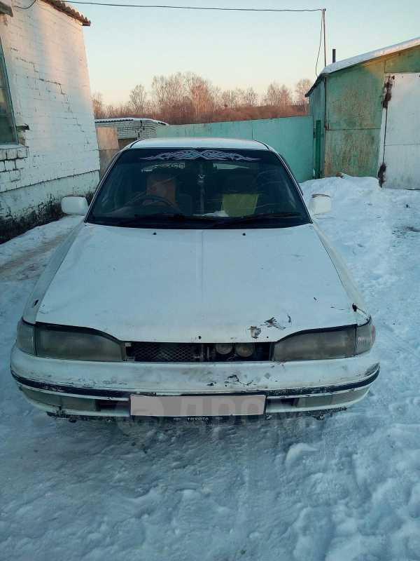 Toyota Carina, 1992 год, 120 000 руб.