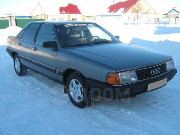 Audi 100, 1987 год, 110 000 руб.