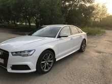Челябинск Audi A6 2017