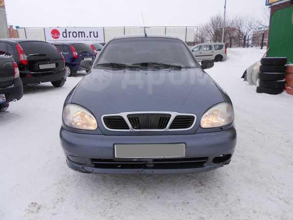 ЗАЗ Сенс, 2007 год, 57 000 руб.
