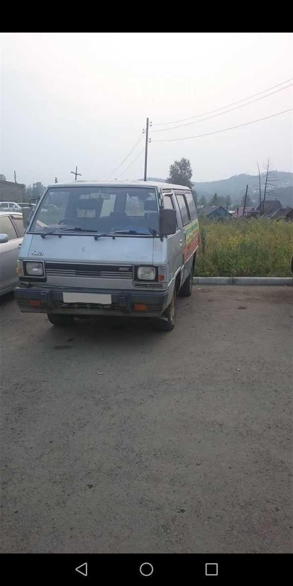 Mitsubishi Delica, 1988 год, 75 000 руб.