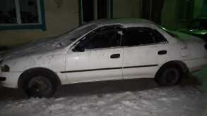 Зима Carina 1992
