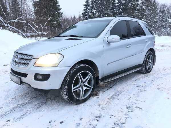 Mercedes-Benz M-Class, 2007 год, 680 000 руб.
