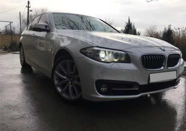 BMW 5-Series, 2013 год, 1 487 000 руб.