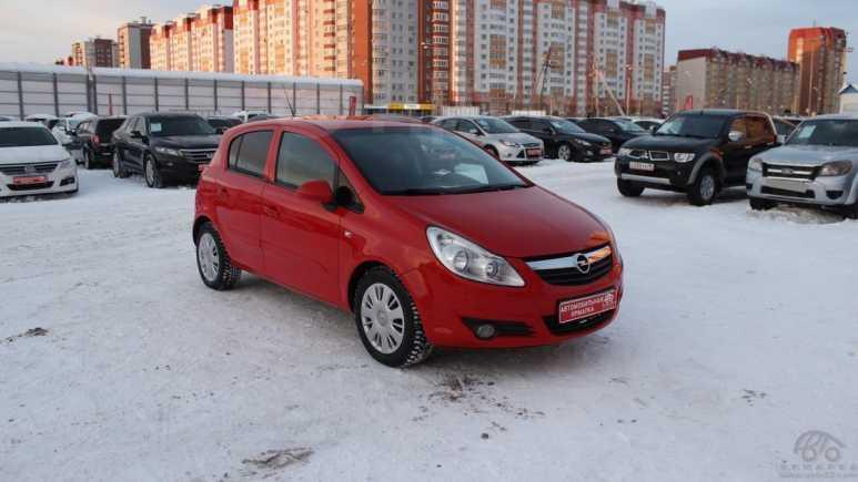 Opel Corsa, 2007 год, 295 000 руб.