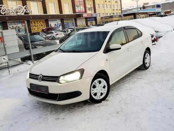 Volkswagen Polo, 2011 год, 447 000 руб.