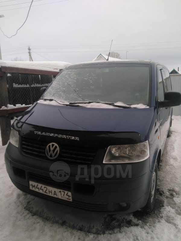 Volkswagen Transporter, 2004 год, 555 000 руб.