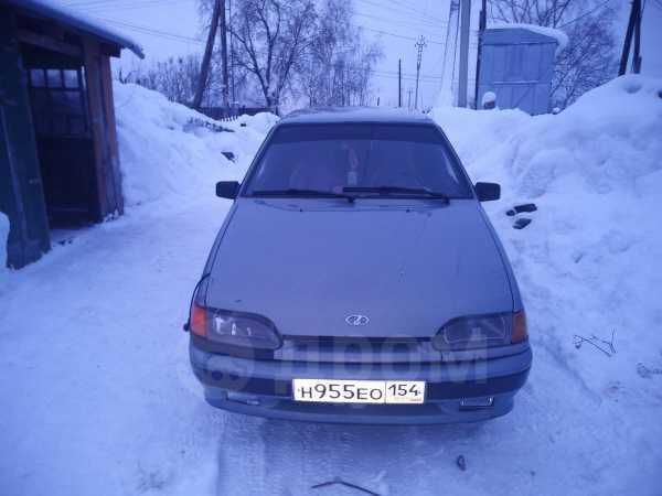 Лада 2115 Самара, 2002 год, 58 000 руб.