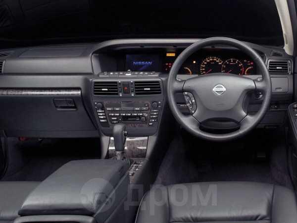 Nissan Gloria, 2002 год, 855 000 руб.