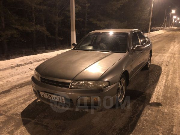 Nissan Skyline, 1996 год, 127 000 руб.