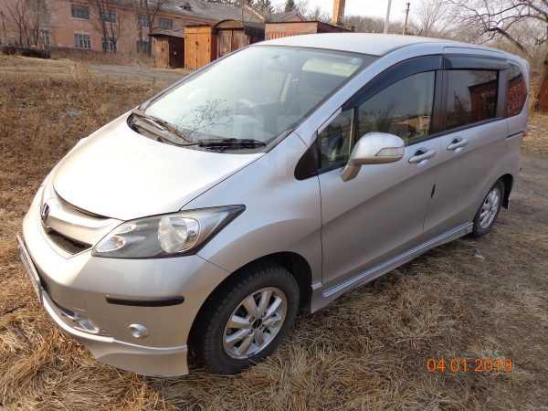 Honda Freed, 2008 год, 490 000 руб.