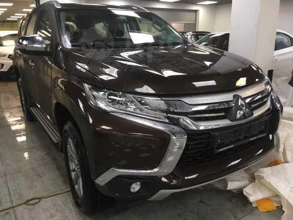 Mitsubishi Pajero Sport, 2019 год, 2 535 000 руб.
