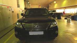 Сургут LX570 2008