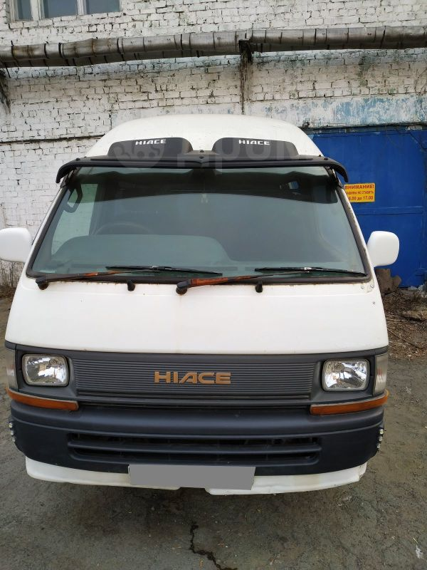 Toyota Hiace, 1991 год, 130 000 руб.