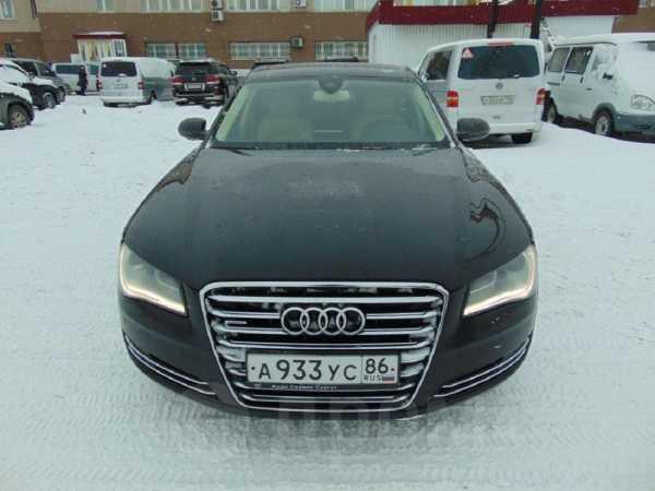 Audi A8, 2010 год, 590 000 руб.
