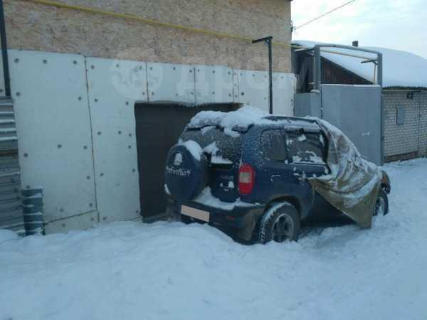 Chevrolet Niva, 2007 год, 70 000 руб.