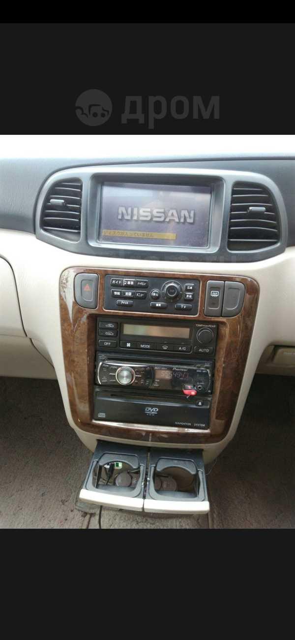 Nissan Liberty, 2001 год, 236 000 руб.