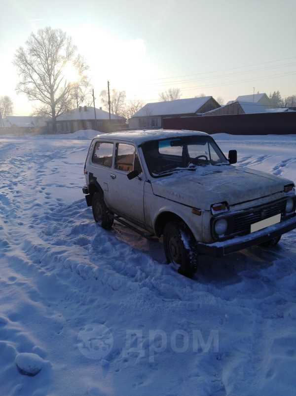 Лада 4x4 2121 Нива, 1981 год, 65 000 руб.