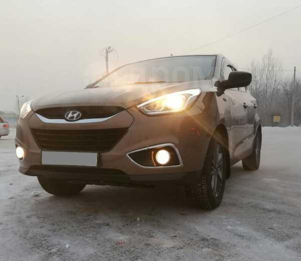 Hyundai ix35, 2015 год, 940 000 руб.