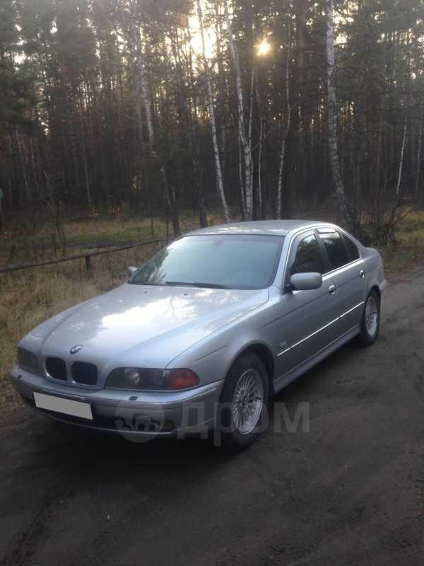 BMW 5-Series, 1997 год, 350 000 руб.