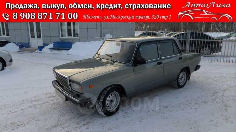 Лада 2107, 2011 год, 117 000 руб.