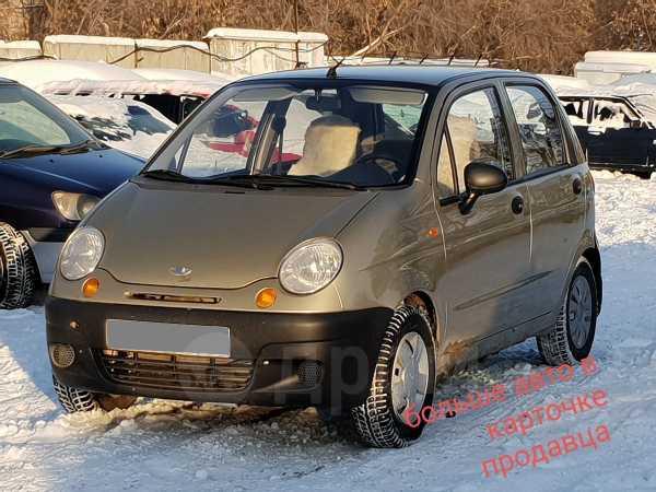 Daewoo Matiz, 2008 год, 93 333 руб.