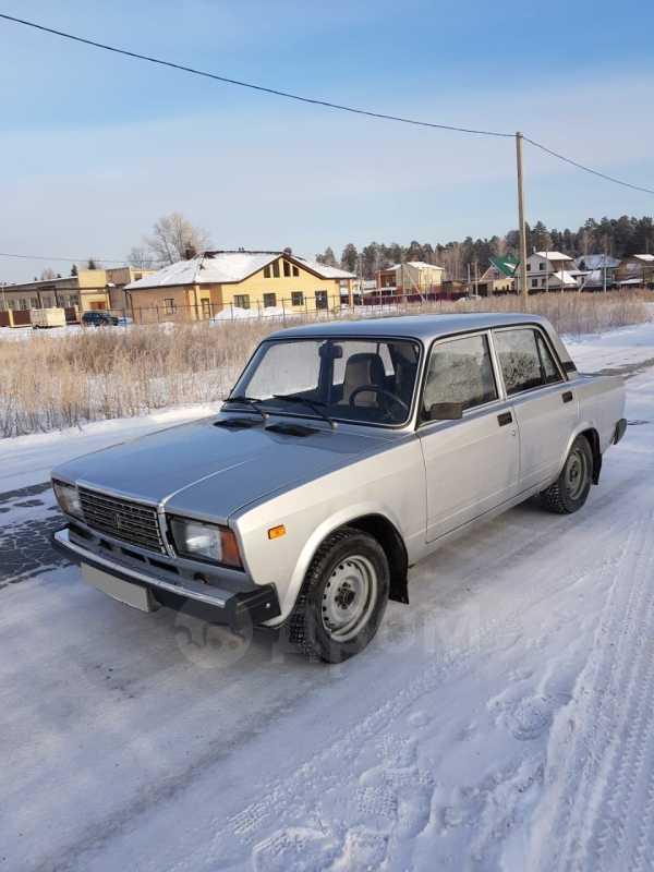 Лада 2107, 2011 год, 109 000 руб.