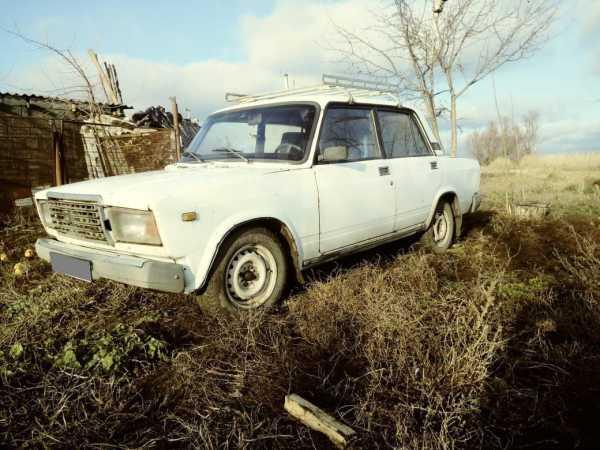 Лада 2107, 1984 год, 20 000 руб.
