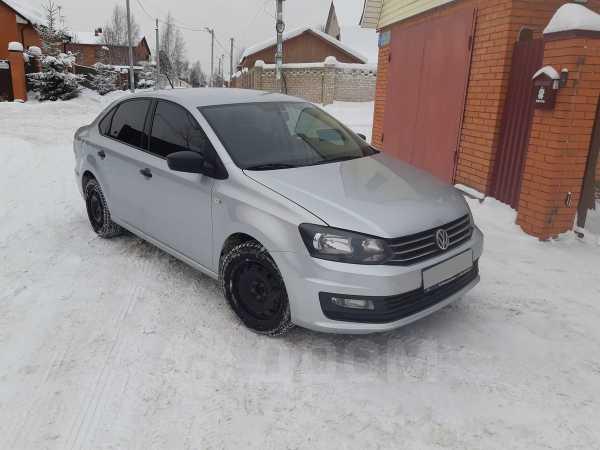 Volkswagen Polo, 2016 год, 520 000 руб.
