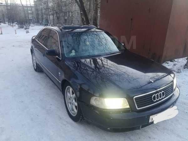 Audi A8, 2000 год, 400 000 руб.