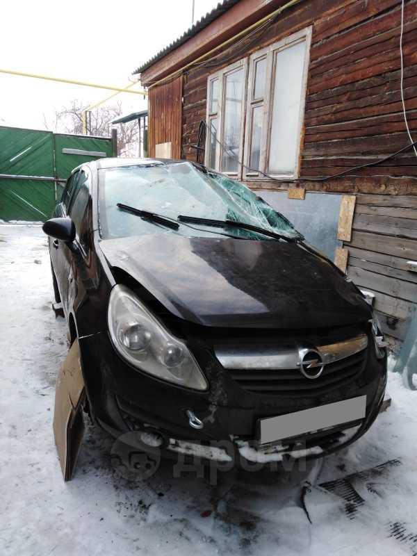 Opel Corsa, 2008 год, 100 000 руб.