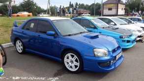 Армавир Impreza WRX 2003