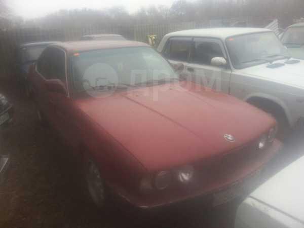BMW 5-Series, 1989 год, 70 000 руб.