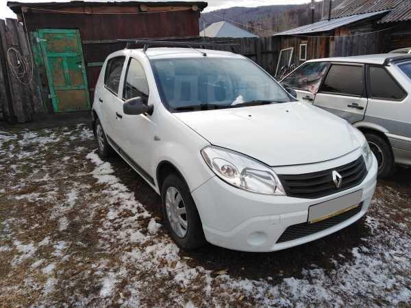 Renault Sandero, 2012 год, 310 000 руб.