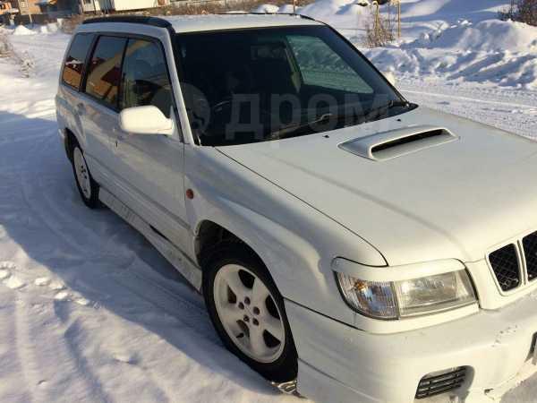 Subaru Forester, 2001 год, 470 000 руб.