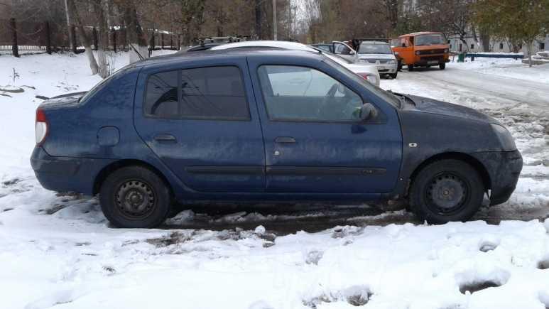 Renault Symbol, 2005 год, 110 000 руб.